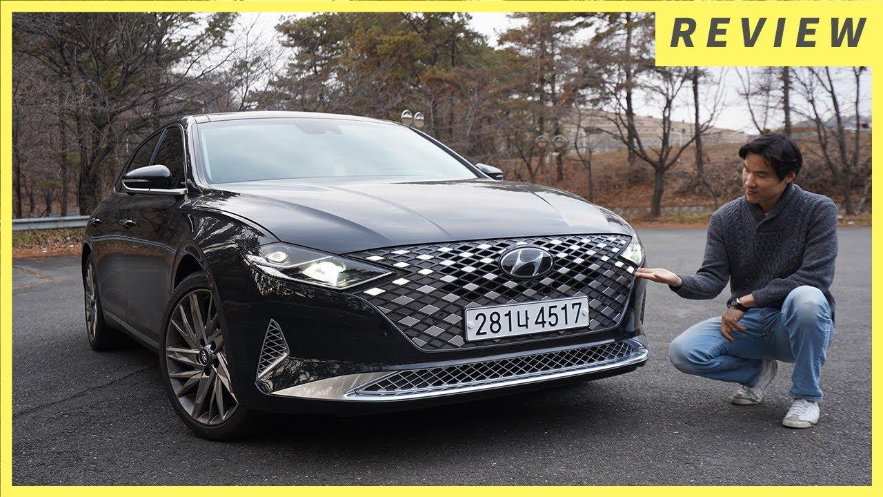 2021 Hyundai Azera Release Date and Concept