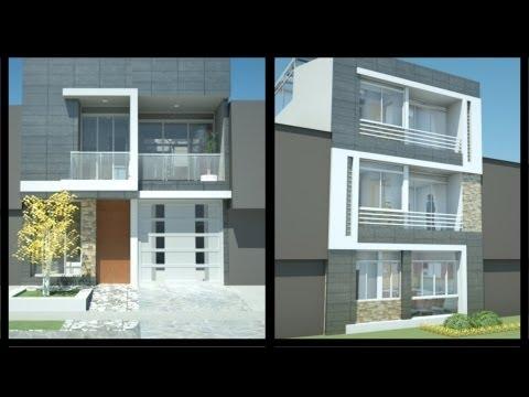 casa habitacion de 2 pisos con locales comerciales by casa