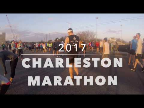 Charleston Marathon 2017 - 4 hour 30 minute pace group