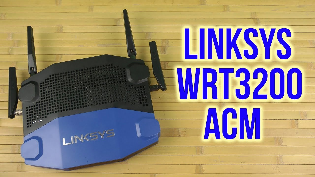 ROZETKA | Маршрутизатор Linksys WRT3200ACM  Цена, купить