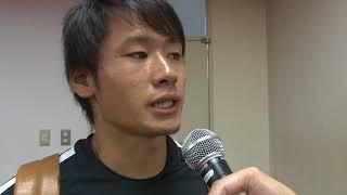 明治安田生命J1リーグ第23節vs.ヴァンフォーレ甲府 試合後の選手...