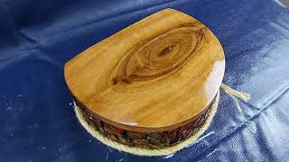 TAKI KUTUSU YAPIMI  ( Do It Yourself) // caja de madera