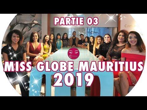 VLOG MISS GLOBE MAURITIUS (PARTIE 03) | CGLAM