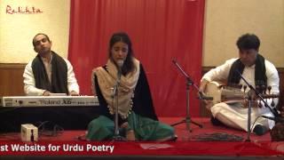 Zahid ne mera hasil e imaan nahi dekha_sung by Deveshi Sehgal