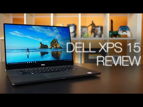Dell XPS 15 9550 Review: Dat Display, doe