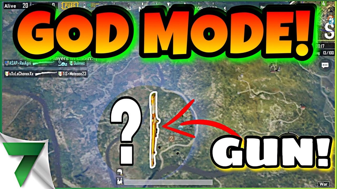 how to play zombie mode in pubg