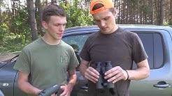 Hunterbrothers Gear - Aigle Gummistiefel, Swarovski EL Range, AKAH Rucksack