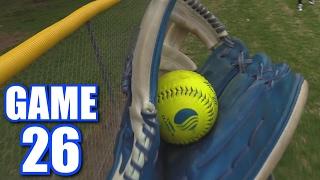I FINALLY ROB A HOME RUN! | Offseason Softball League | Game 26