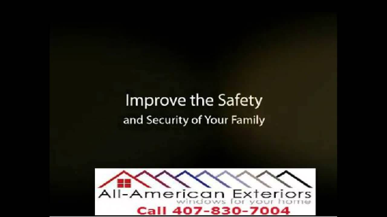 Window replacement orlando 407 830 7004 youtube for Window installation orlando