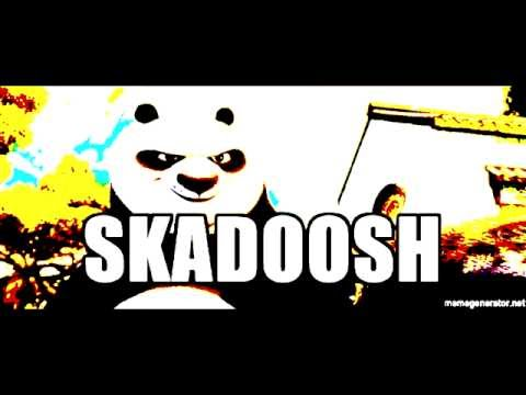 Kung Fu Panda earrape