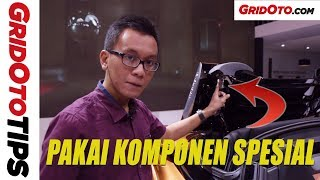 Cara Buka Atap BMW i8 Roadster | How To | GridOto Tips