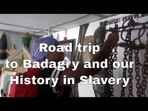 Travel Nigeria: Explore BADAGRY and NIGERIA'S SLAVE History