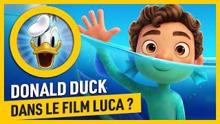 Les Secrets de LUCA - Easter Eggs, Références... Tous les Détails Cachés du Film !