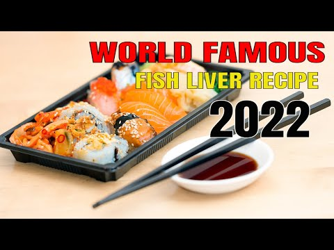 HOW TO COOK FAMOUS FISH LIVER 2017