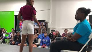 These Dancing Lil Girls Got Confidence| OfficialTSquadTV | Tommy The Clown