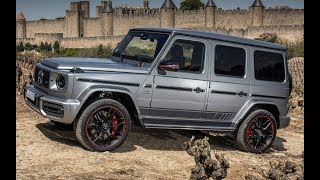 2019 Mercedes-AMG G 63 Edition 1 - Interior Exterior and Drive