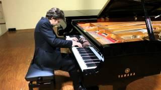 Chopin Prelude op.28 No.13 Fis-dur - Denis Zhdanov