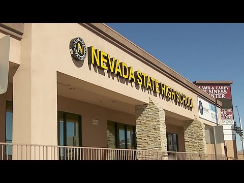 WEB EXTRA: 8 News NOW gets a tour and learns benefits of Nevada State High School