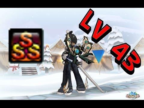 [Elsword] Blade Master PvP: LV. 43 SSS