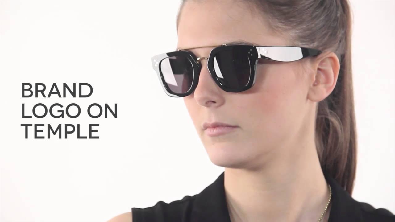 a254cc9c7dae Celine CL 41077 S Bridge Sunglasses Review