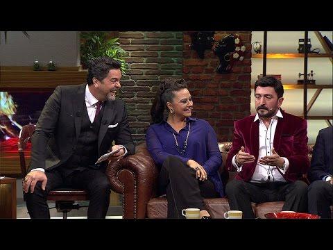 Beyaz Show - Ferman Toprak'ın Eşinin Stüdyodakileri şaşkın Bırakan Kıskançlık Hikayesi!