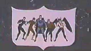 Justice League of America Theme Song (1967)