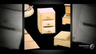 A Unique Models Of Wooden Boxes