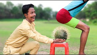 Must Watch New Funny Video 2021 Top New Comedy Video 2021 Try To Not Laugh Episode 22 By #FunBazar
