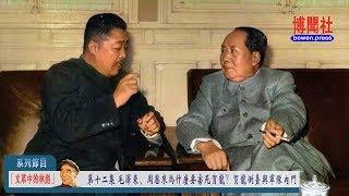 """丁凯文:""""文革中的林彪""""系列节目 第十二集 毛泽东、周恩来为什么要害死贺龙?贺龙倒台与军队内斗"""