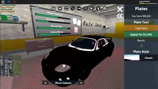 Roblox Vehicle Simulator   Tunando carros #03