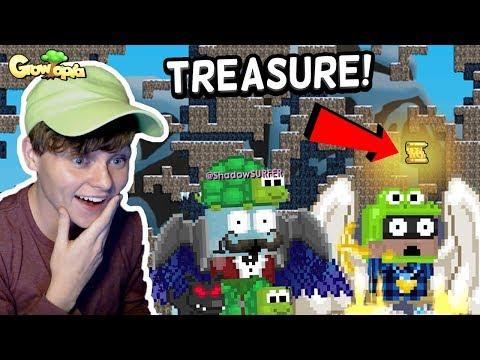 MOST INSANE TREASURE HUNT!! *SOLVED* | Growtopia (Part 1)