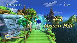 Sonic Generations (Xbox 360) - Part 1