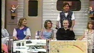 """Queen of the Trailer Park"" Contest on RICHARD BEY Show - 1994"