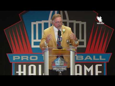 Kevin Greene Pro Football Hall of Fame Induction