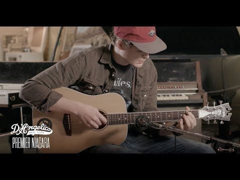 Premier Niagara® | Todd Pritchard | D'Angelico Guitars