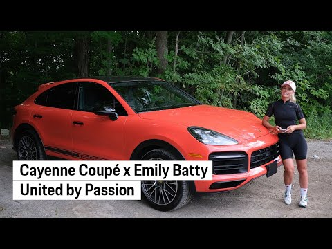 Cayenne Coupé X Emily Batty: United By Passion