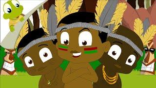 ten little indians nursery rhyme