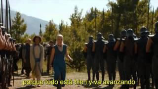 Entrevista a Game Of Thrones, cuarta temporada, Sub Español,  season 4