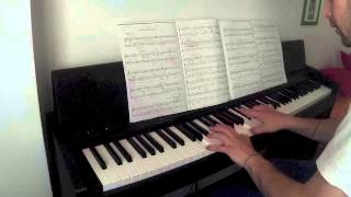 Elissa Milne - Wild Mushrooms (piano) Full HD
