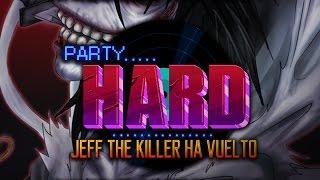 JEFF THE KILLER HA VUELTO! MASACRE EN LA FIESTA DE LAS BICIS | PARTY HARD