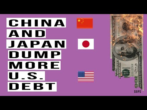 🇨🇳China and Japan DUMPED EVEN MORE U.S. Debt! Is This the End of the U.S. Dollar?
