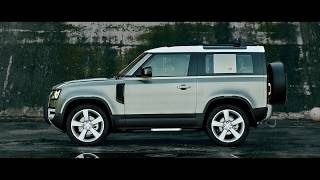 The New Land Rover DEFENDER – Adventure Pack