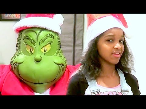 Thumbnail: How The Grinch Stole CHRISTMAS! Fun Video - Onyx Kids