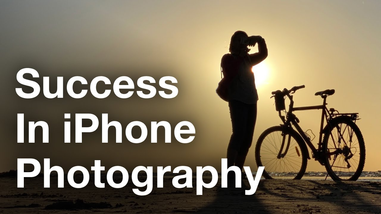 The Key To Success In iPhone Photography