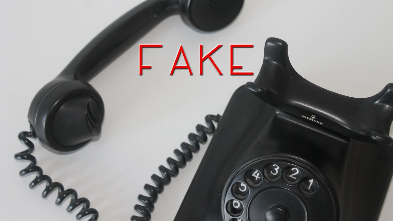Fake Telefon Nummer