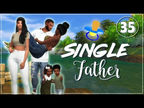 The Sims 4 🎣 Single Father 🎣 #35 Big Announcements