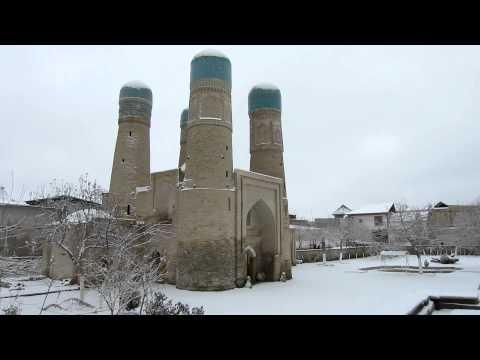 Bukhara In Winter #Uzbekistan