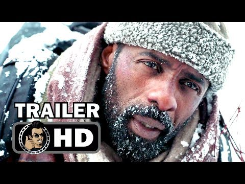 THE MOUNTAIN BETWEEN US Trailer (2017) Idris Elba, Kate Winslet Thriller Movie HD
