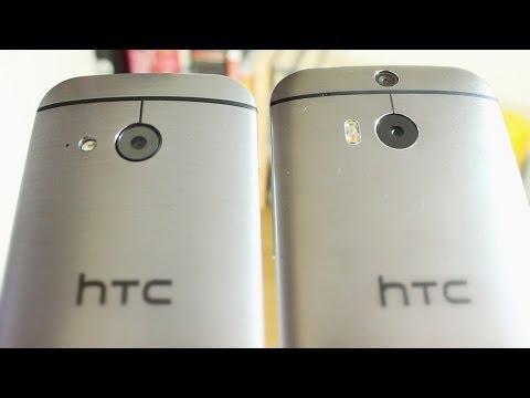 HTC One mini 2 vs. HTC One M8 - What