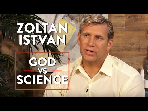 Zoltan Istvan on God vs Science (Part 3)